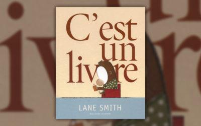 Lane Smith, C'est un livre