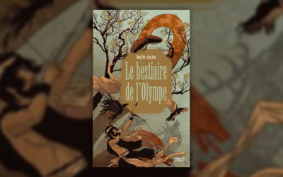 Anne Jonas, Le bestiaire de l'Olympe
