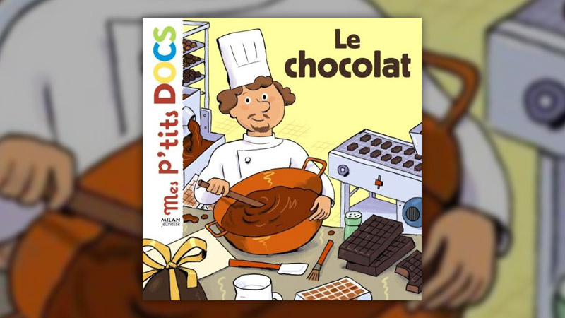 Stéphanie Ledu, Le chocolat