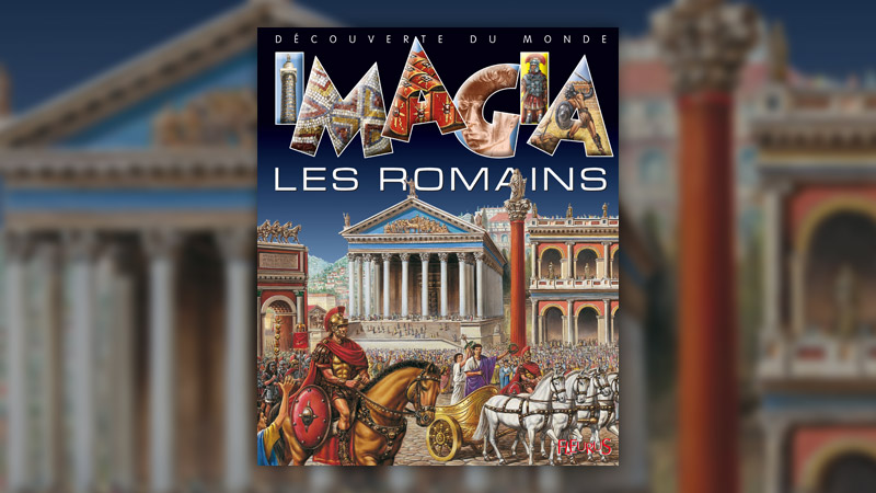Philippe Simon, Marie‐Laure Bouet, Philippe Lamarque et al., Les Romains