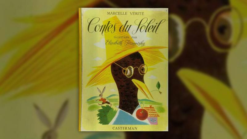 Marcelle Vérité, Contes du soleil