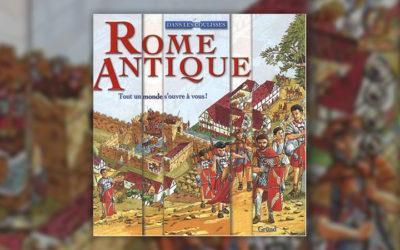 Maura Tillay, Rome Antique