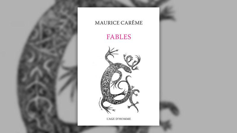 Maurice Carême, Fables