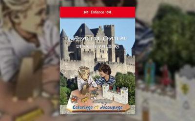 Michel Gurnaud, L'Assaut du château des chevaliers