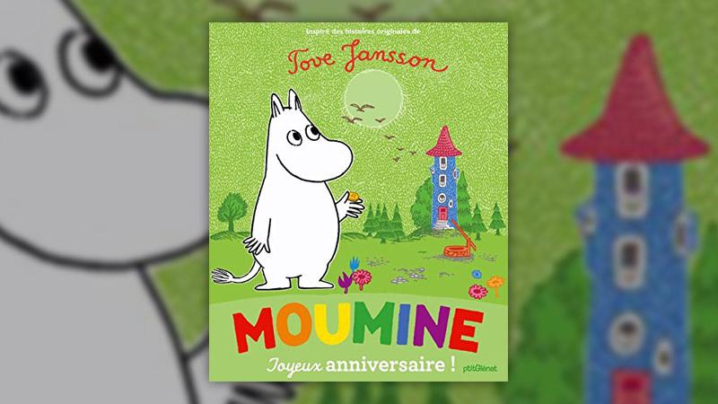 Tove Jansson (inspiré des histoires de), Moumine, Joyeux anniversaire!