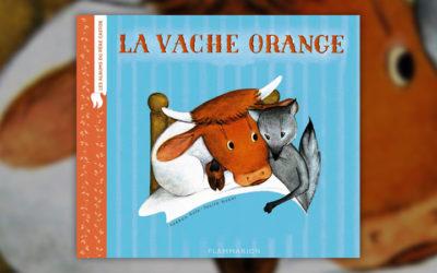 Nathan Hale, La vache orange