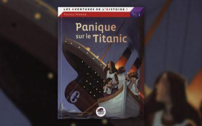 Pascale Perrier, Panique sur le Titanic