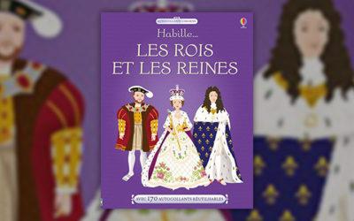 N. Ryan, Jo Moore, J. Russel, Habille les rois et les reines