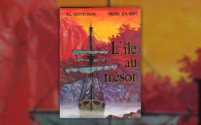 Robert Louis Stevenson, L'Ile au Trésor