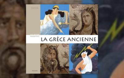 Sylvie Baussier, Les dieux racontent la Grèce ancienne