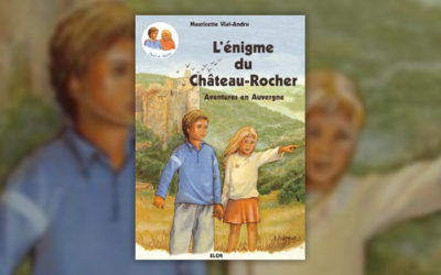 Mauricette Vial-Andru, L'énigme de Château Rocher