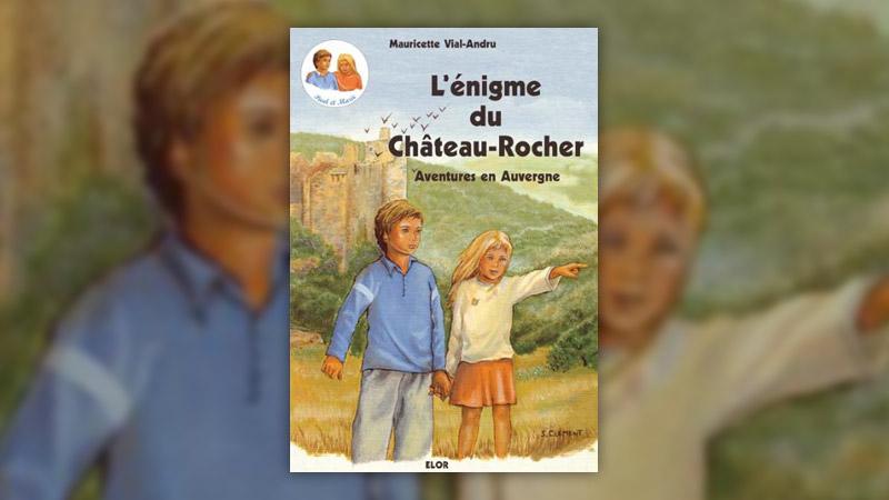 Mauricette Vial‐Andru, L'énigme de Château Rocher