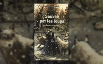 Mauricette Vial-Andru, Sauvée par les loups