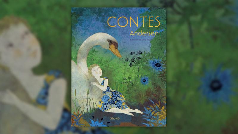 Hans Christian Andersen, Contes