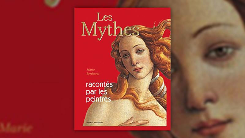 La mythologie vue par les peintres, une nouvelle vidéo