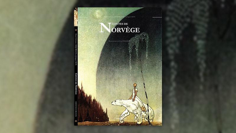 Peter Christian Asbjornsen et Jorgen Moe, Contes de Norvège