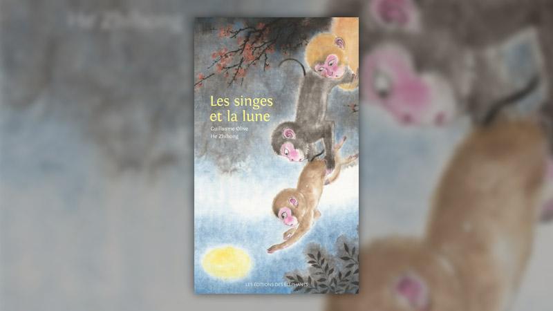 Guillaume Olive et He Zhihong, Les singes et la lune
