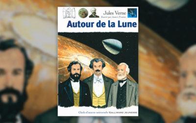 Jules Verne, Autour de la Lune