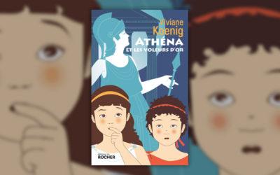 Viviane Koenig, Athéna et les voleurs d'or
