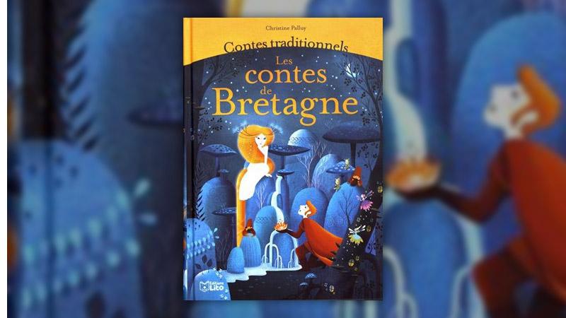 Christine Palluy, Les contes de Bretagne
