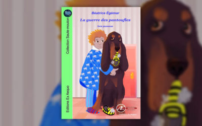 Béatrice Egémar, La Guerre des pantoufles