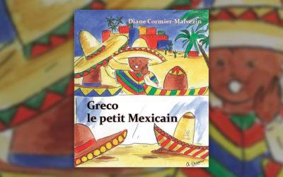 Diane Cormier‐Malvezin, Greco le petit Mexicain