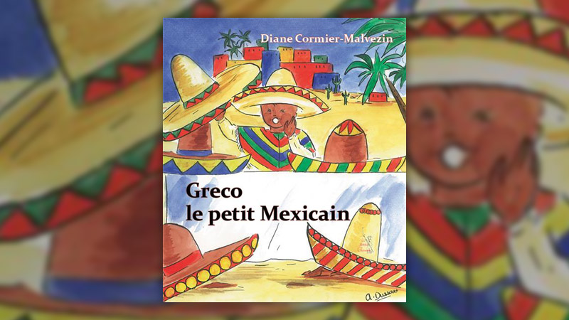 Diane Cormier-Malvezin, Greco le petit Mexicain