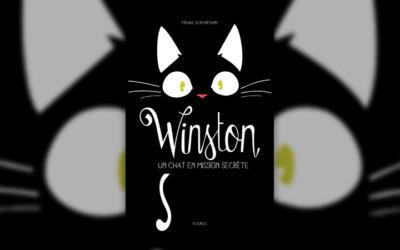 Frauke Scheunemann, Winston, tome 1: Un chat en mission secrète