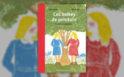 Marcel Aymé, Les boîtes de peinture