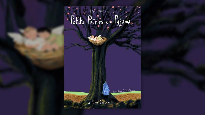 Lise Mathieu, Petits poèmes en pyjama