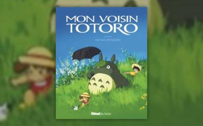 Hayao Miyazaki, Mon voisin Totoro, l'album du film