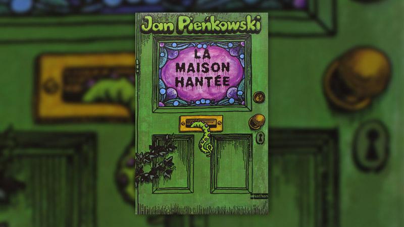 Jan Pienkowski, La Maison hantée