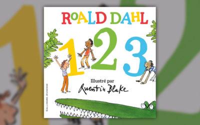 Roald Dahl et Quentin Blake, 1,2, 3