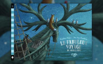 Dashka Slater, Le Fabuleux Voyage du bateau‐cerf