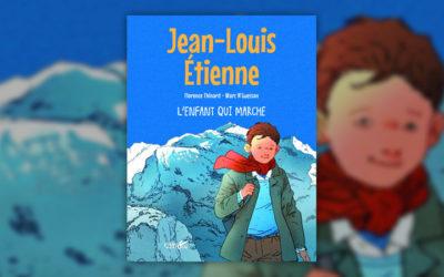 Jean-Louis Etienne et Florence Thinard, L'enfant qui marche