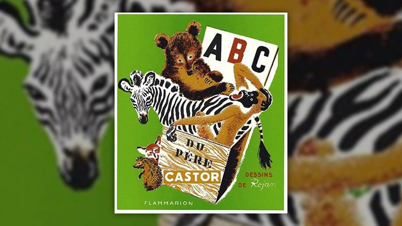 ABC du Père Castor, dessins de Rojan