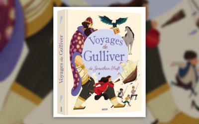 Jonathan Swift, Voyages de Gulliver