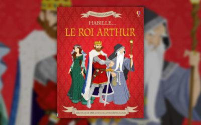 Struan Reid et Diego Diaz, Habille… le roi Arthur