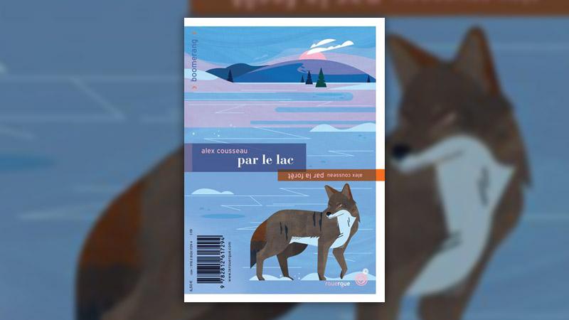 Alex Cousseau, Par la forêt, Par le lac