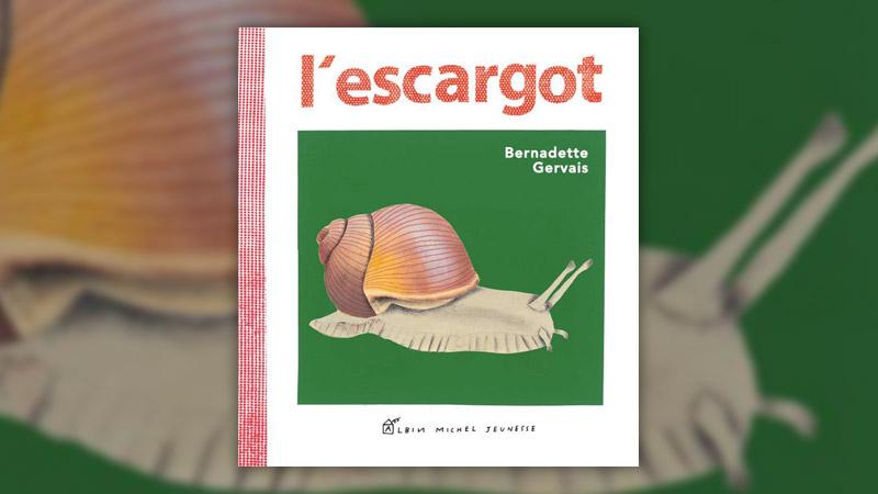 Bernadette Gervais, L'escargot