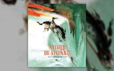 Didier Lévy, Sylvain de Sylvanie, chevalier
