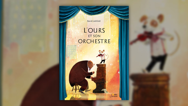 David Lichtfield, L'Ours et son orchestre