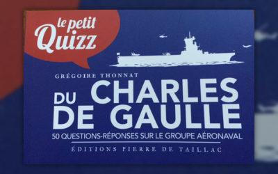 Grégoire Thonnat, Le Petit Quizz du Charles de Gaulle