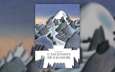 Pierre Zenzius, L'Ascension de Saussure