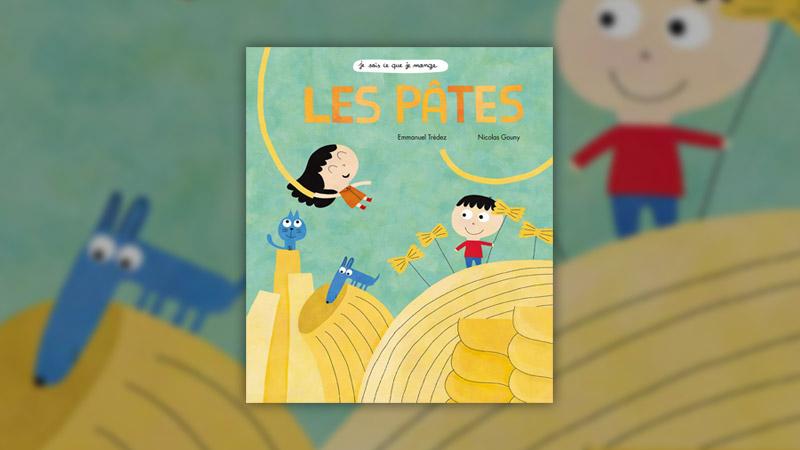 Emmanuel Trédez, Les Pâtes