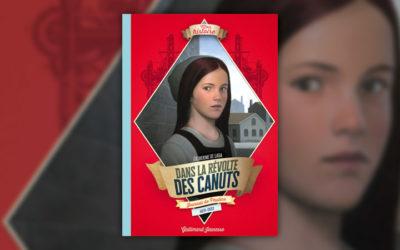 Catherine de Lasa, Dans la révolte des canuts, Journal de Pauline, 1831–1832