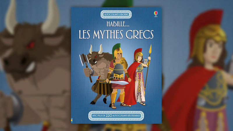 Lisa Jane Gillespie, Habille… Les mythes grecs