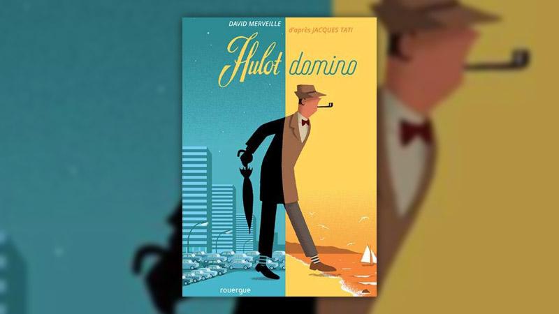 David Merveille, Hulot domino, d'après Jacques Tati