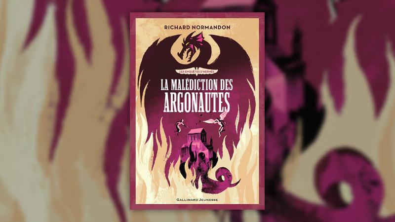 Richard Normandon, Les Enquêtes d'Hermès, tome 3, La Malédiction des Argonautes