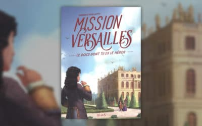 Emmanuelle Kecir-Lepetit, Mission Versailles